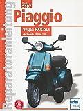Reparaturanleitungen: Piaggio Vespa PX / Cosa  alle Modelle 1959 bis 1998