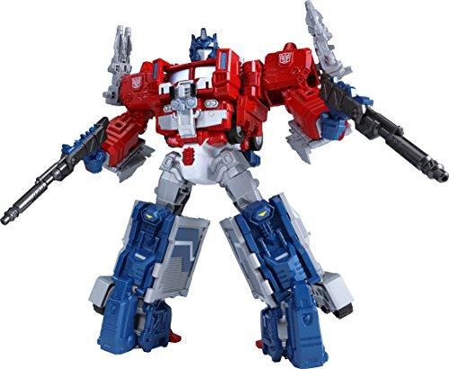 - Transformers legends LG35 Super Ginrai (Super Optimus)