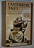 img - for Canterbury Tales In Modern English, Illustrated by Rockwell Kent book / textbook / text book