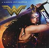 Wonder Woman 2019 Calendar