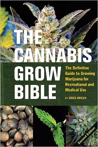 the cannabis grow bible the definitive pdf