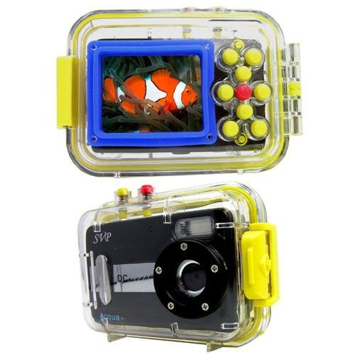 Acqua Underwater 12Mp Digital Camera - 1