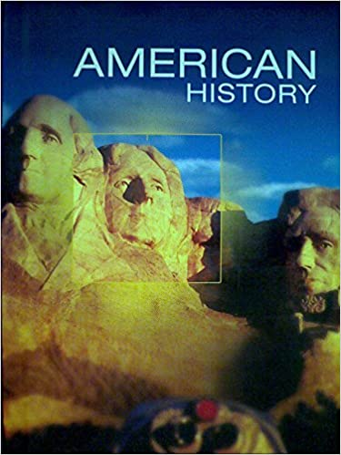 Amazon com: Middle Grades American History 2016 Student