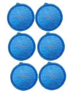 6 ssrp plain solar sun ring swimming pool spa heater 21 000 btu cover heating for Swimming pool solar heaters amazon
