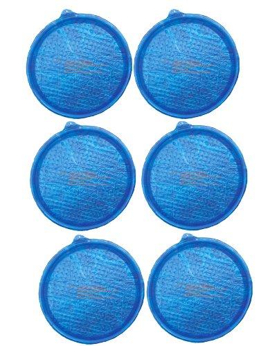 6) SSRP PLAIN Solar Sun Ring Swimming Pool Spa Heater 21,000 BTU Cover Heating SSRP by Solar Sun Ring