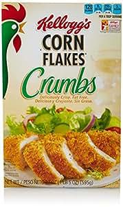 Corn Flakes Kellogg's Corn Flake Crumbs, 21 Ounce