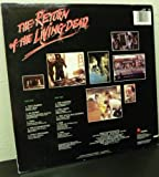 The Return of The Living Dead Soundtrack /Special Edition Picture Disc 12