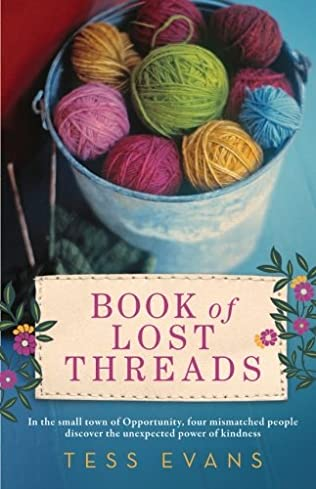 book cover of Book of Lost Threads