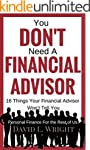 You Don't Need a Financial Advisor: 1...