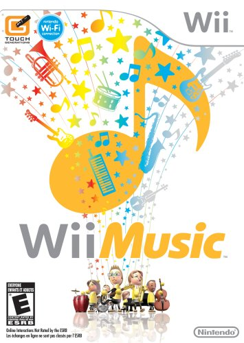 Amazon com: Wii Music: Artist Not Provided: Video Games