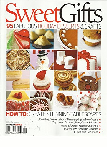 (SWEET GIFTS, 2012 95 FABULOUS HOLIDAY DESSERTS & CRAFTS (CUTE CAKE POP)