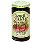 Sorrell Ridge Strawberry Spreadable Fruit, 10 oz (Pack of 6)