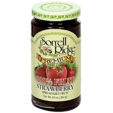Sorrell Ridge Strawberry Spreadable Fruit, 10 oz (Pack of 6) by Sorrell Ridge (Image #1)'