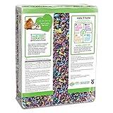 carefresh confetti small pet bedding, 50L