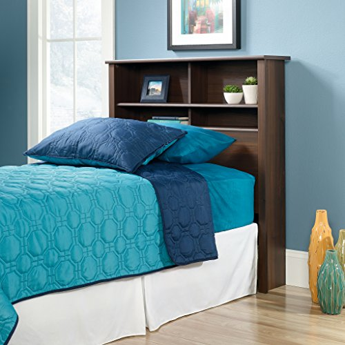 Sauder 418530 County Bookcase Headboard Overview