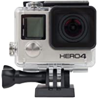 Waterproof Housing Shell for GoPro Hero 4 Hero 3 Hero 3, Leegoal 30M Diving Protective Housing Case with Bracket Accessories for Go Pro Hero 3/3 /4 Action Camera