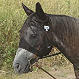 Best Fly Masks - Cashel Quiet Ride Fly Mask with Ears Horse Review