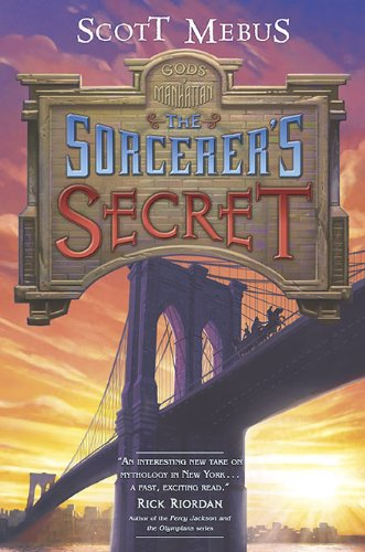 Gods of Manhattan 3: Sorcerer's Secret PDF