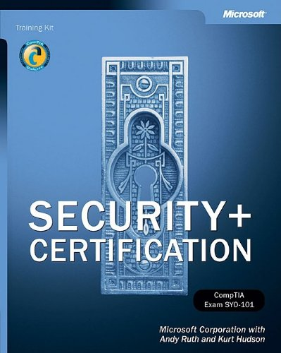 Security+ Certification Training Kit (Pro-Certification) by Microsoft Press