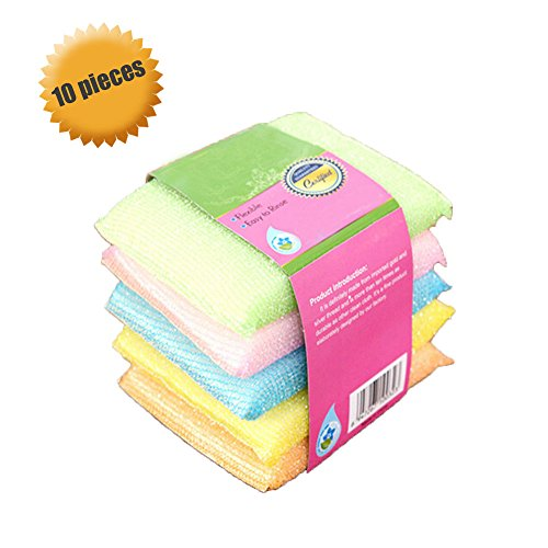 ashiner-steel-wire-sponge-cleaning-scouring-pads-dish-scrubber-for-tableware-kitchenware-cleaning-no