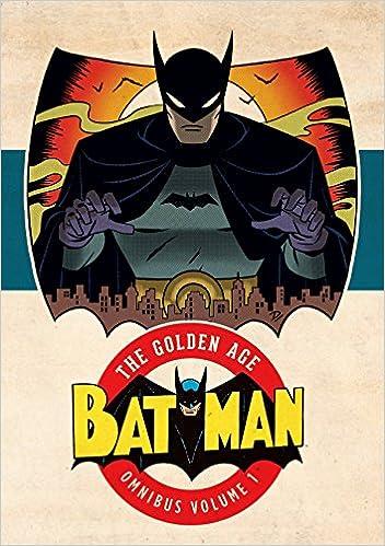 Batman The Golden Age Omnibus Vol 1 Various 9781401260095 Amazon Books