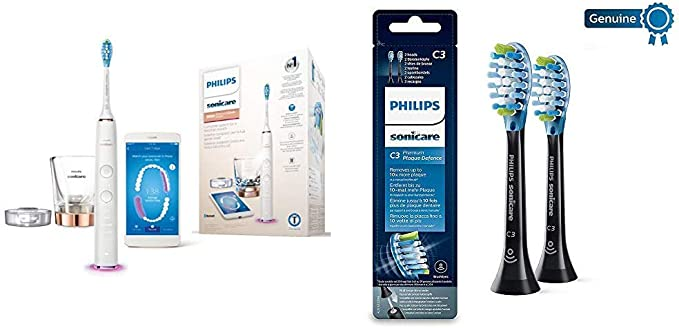 Philips Sonicare - Cepillo de Dientes Eléctrico DiamondClean Smart ...