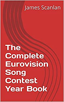 Complete Eurovision Song Contest Year ebook product image