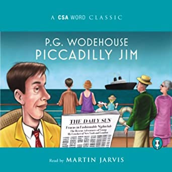Piccadilly Jim (Audio Download): Amazon in: Martin Jarvis, P  G