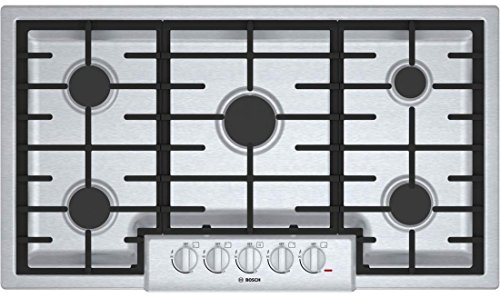 5 burner cooktop - 8