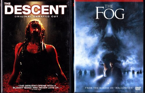 The Descent Unrated , the Fog Unrated : Horror 2 Pack: Amazon.es: Cine y Series TV