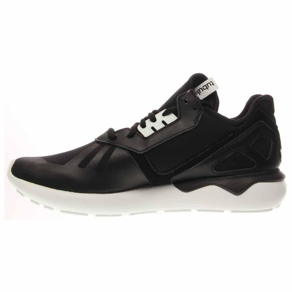 588f243b011091 Adidas Tubular Runner Black White B41272 (SIZE  11.5)  Amazon.co.uk  Shoes    Bags
