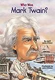 Who Was Mark Twain?, April Prince, 1417628243