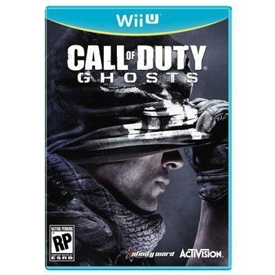 nintendo wii u call of duty ghosts (Call Of Duty Ghosts Nintendo Wii U)