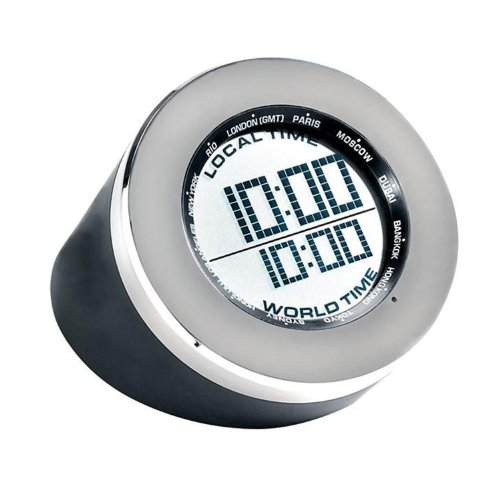 (Seth Thomas World Time Multifunction Clock Seth Thomas World Time Multifunction)