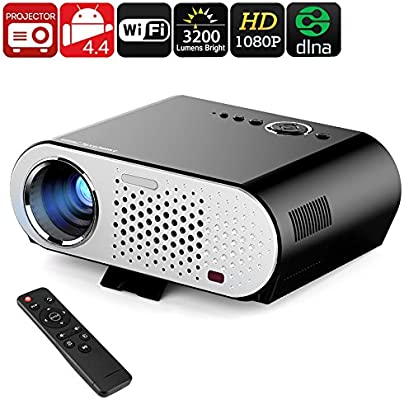 Generico GP90 GP HD Projector - Android, Wi-Fi, DLNA, Airplay ...