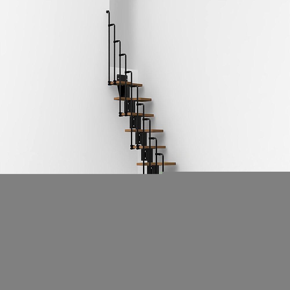 Arke nice2 22 en. Negro modular escalera Kit: Amazon.es: Bricolaje y herramientas