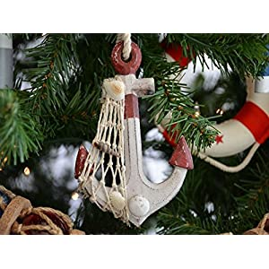 51mToDk0daL._SS300_ 75+ Anchor Christmas Ornaments