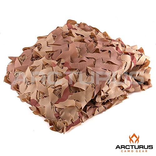 Arcturus Camo Heavy Netting Support product image