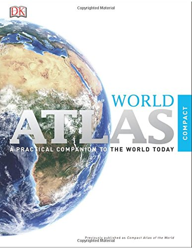 Atlas World (Compact Atlas of the World: 6th Edition (Compact World Atlas))