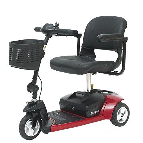 Healthline trading hl8100 knee walker customer reviews for Mobility scooter motor specs