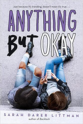 Image result for anything but okay book