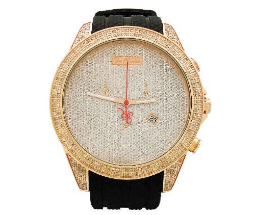 Joe Rodeo Empire Mens Diamond Watch (2.40 ct.tw.) - AME7