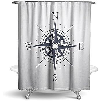 Cheap Lenox Poinsettia Tartan Shower Curtain
