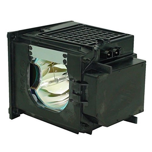 WOWSAI TV Replacement Lamp in Housing for Mitsubishi WD-57831, WD-65831 Televisions