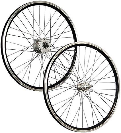 Taylor-Wheels 24 Pulgadas Juego Ruedas Bici Dynamic4 con Dinamo de buje Shimano: Amazon.es: Deportes y aire libre