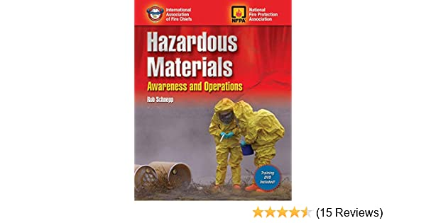 hazardous materials awareness and operations 9780763738723 rh amazon com