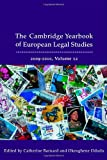 Cambridge Yearbook of European Legal Studies 2009-2010, , 1849460744