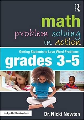 Amazon.com: Math Problem Solving in Action: Getting Students to Love ...