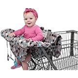 Babyezz 2-in-1 Shopping Cart & High Chair Cover for...