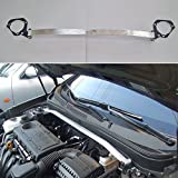 Sell by Automotiveapple, Motors line Front Bonnet Strut Bar Silver type 1-pc For 2013~2017 Hyundai Veloster Turbo